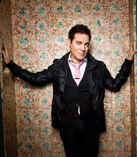 Michael Feinstein photo by Gilles Toucas on equality365.com