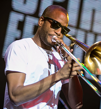 Trombone Shorty on equality365.com