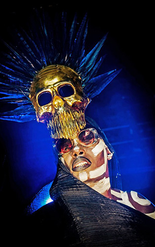 Grace Jones: Bloodlight and Bami review on equality365.com
