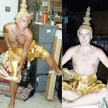 Thirty Years A Dresser behind the scenes at The King and I