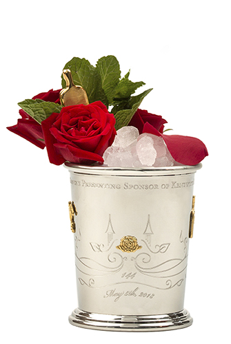 woodford reserve kentucky derby $1K mint julep recipe