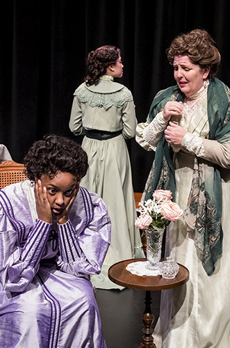 Lady Windermere's Fan by Oscar Wilde at Taproot Theatre Seattle