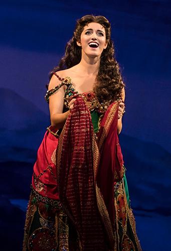 The Phantom of the Opera returns to Seattle