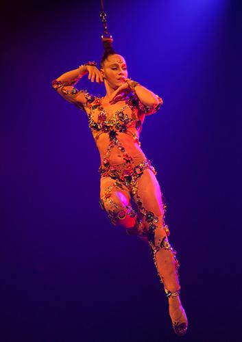 Cirque du Soleil VOLTA review on Equality365.com