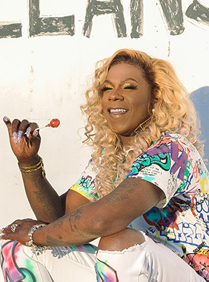 Interview: Big Freedia – The Queen Of Bounce