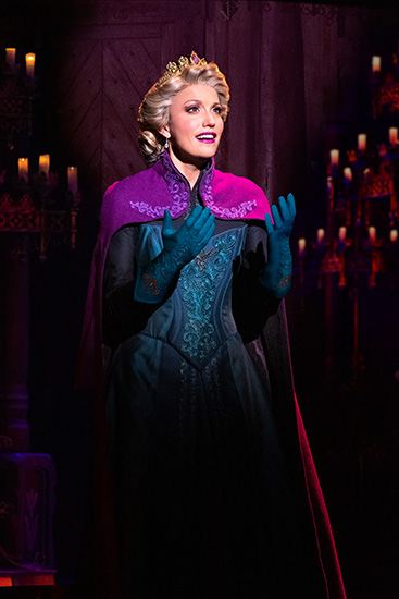 Frozen the musical review on Equality365.com