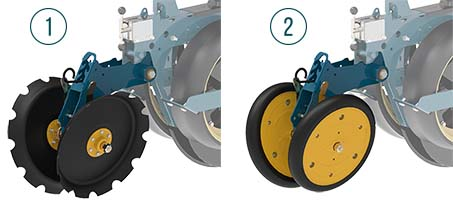 Equalizer Precision Planter closing wheels | www.equalizer.co.za