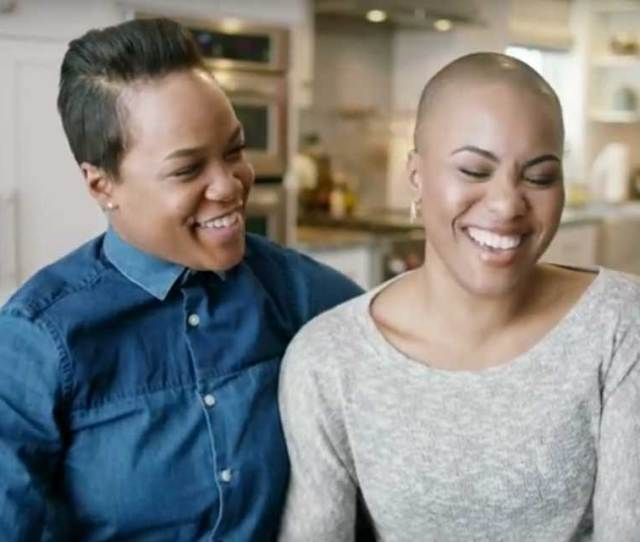Gay And Lesbian Love Stories Appear In Hallmark Commercials