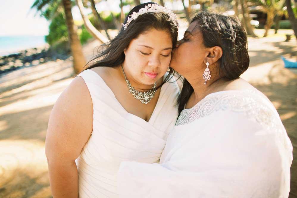 Destination Hawaiian Wedding