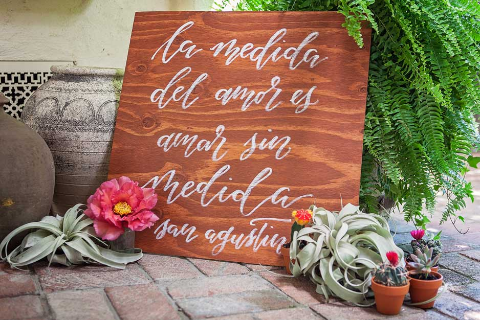 Mexican Rustic Wedding Inspiration