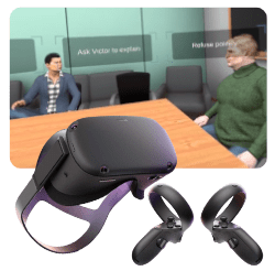Virtual Reality Diversity Inclusion Training for Everyday Inclusion