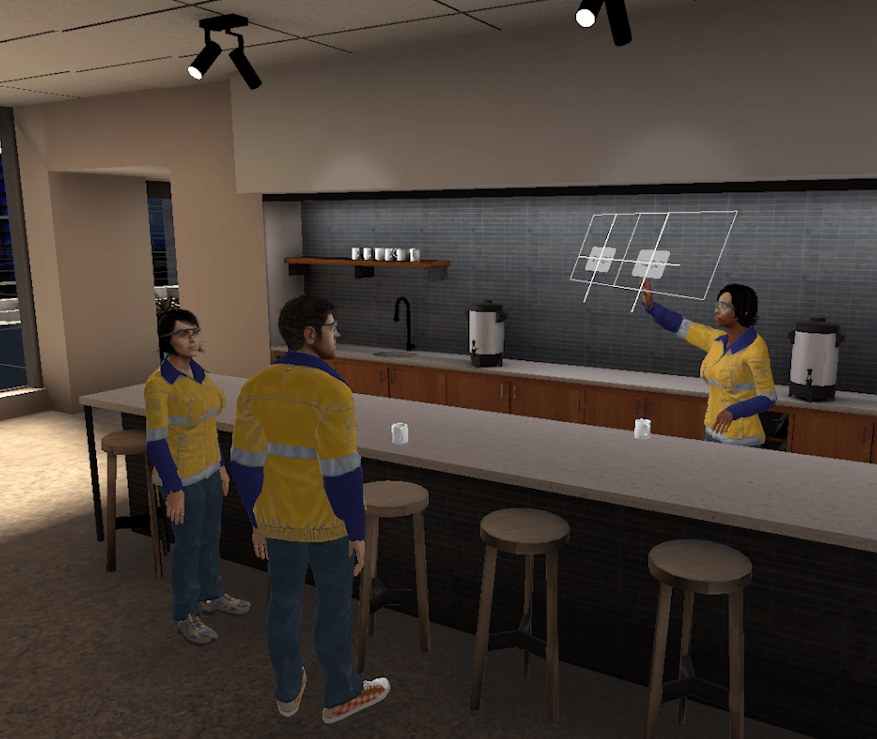 custom vr training for diversity inclusion in the workplace anti- harassment