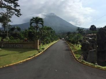Hotel Los Lagos, con Volcan Arenal