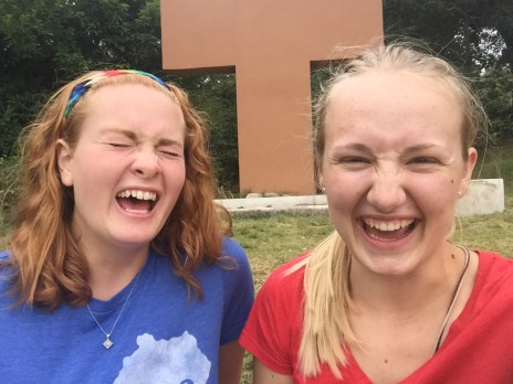 Personality pic!!! Loving Jesus and laughing all the time!