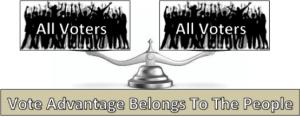 013118 People's Vote Advantage
