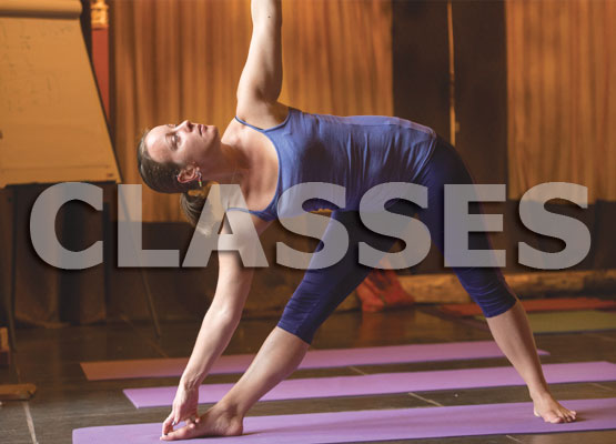 Yoga classes in Exeter