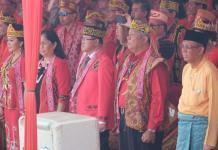 Calon Gubernur Kalbar nomor urut tiga Sutarmidji menghadiri PGD XXXlll (Kang Enchus for Equator)