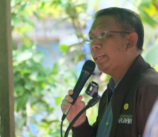 Calon Gubernur Kalbar nomor urut tiga Sutarmidji