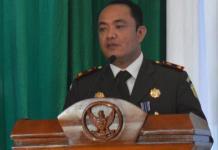 Kajari Sanggau M. Idris F. Shite