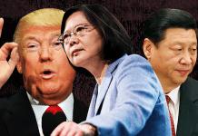 Tsai Ing-wen dan Donald Trump