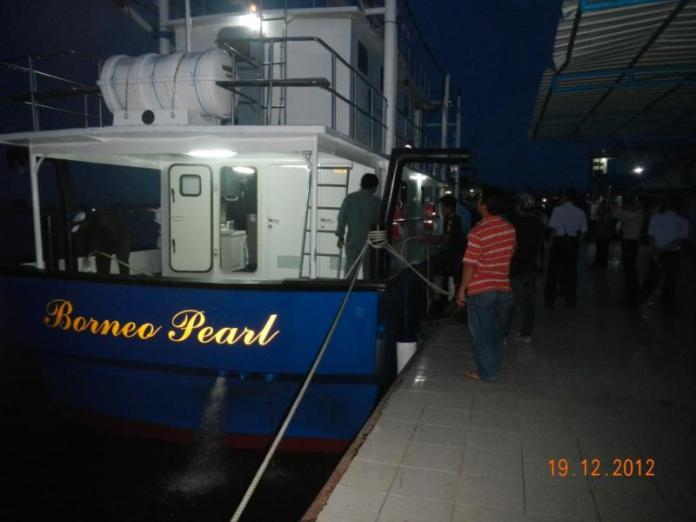 kapal latih polnep