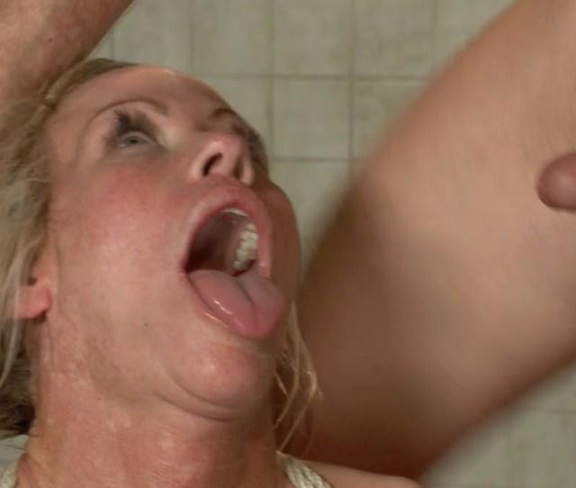 Busty Femdom Strapon Wife Gif