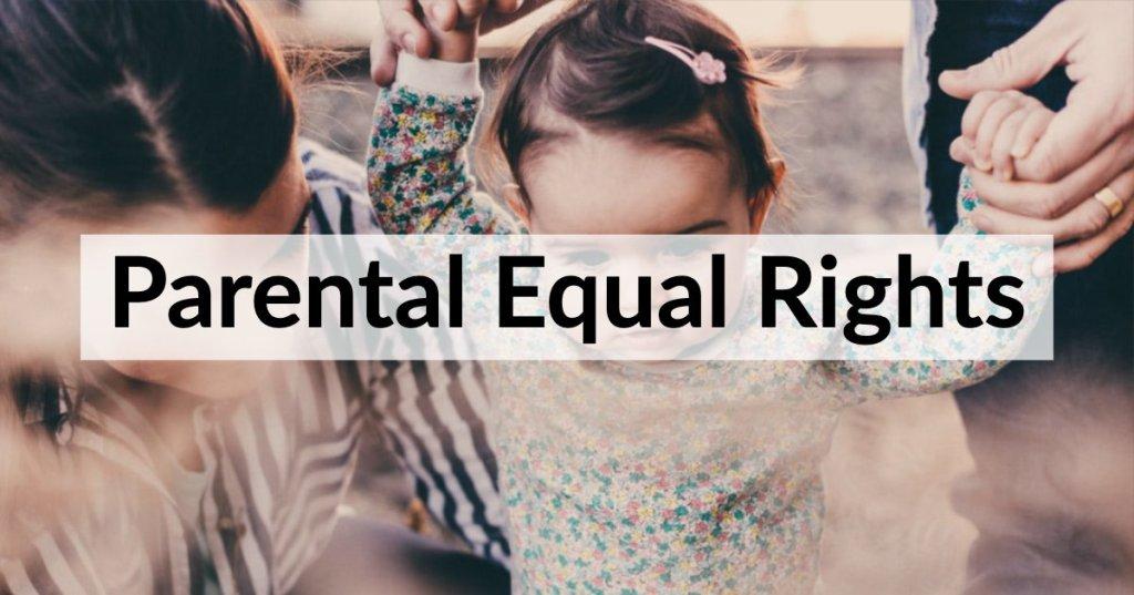 Parental Equal Rights