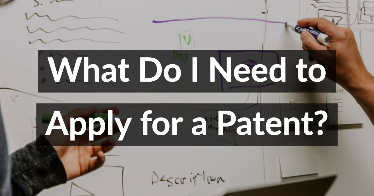 Apply for a Patent