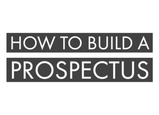 How to Build a Prospectus