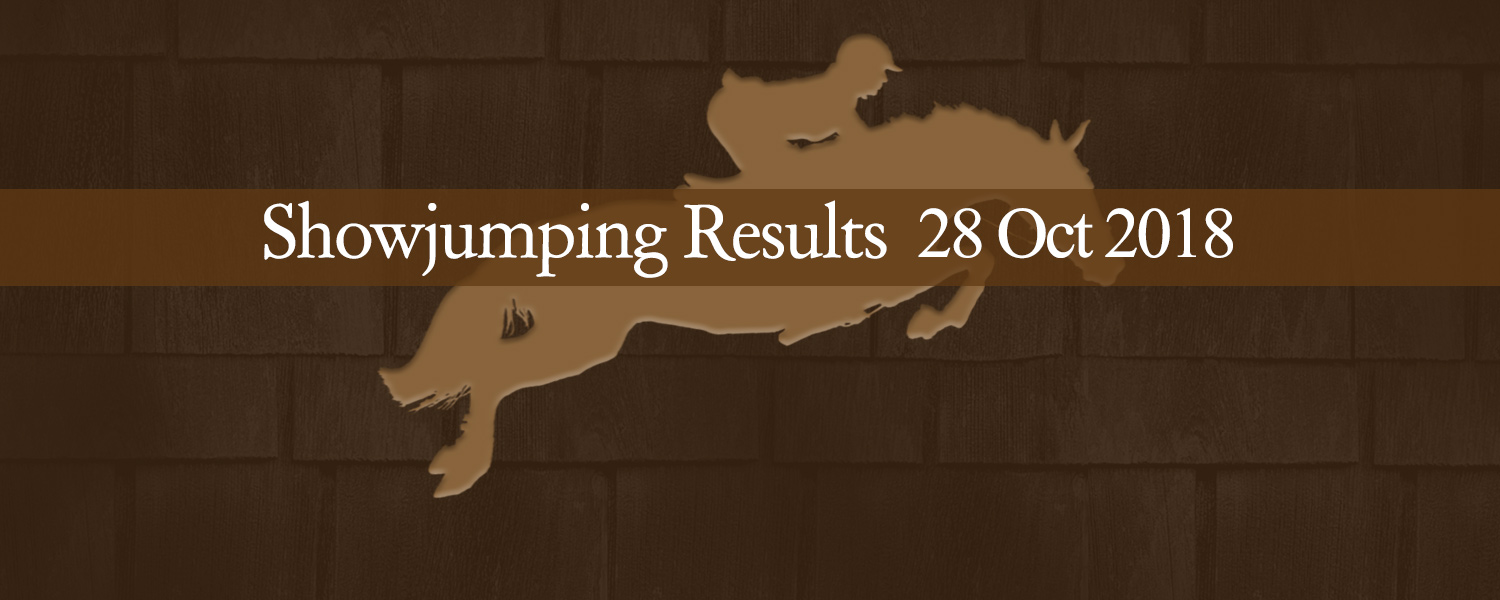 British Showjumping Amp Bv Unaffiliated Results
