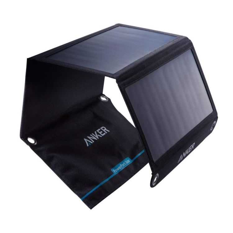 Your horse trail riding gear should include a solar charger
