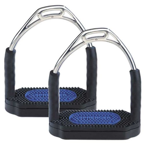 Knee relief stirrups are a must have on your packing list for equine adventures