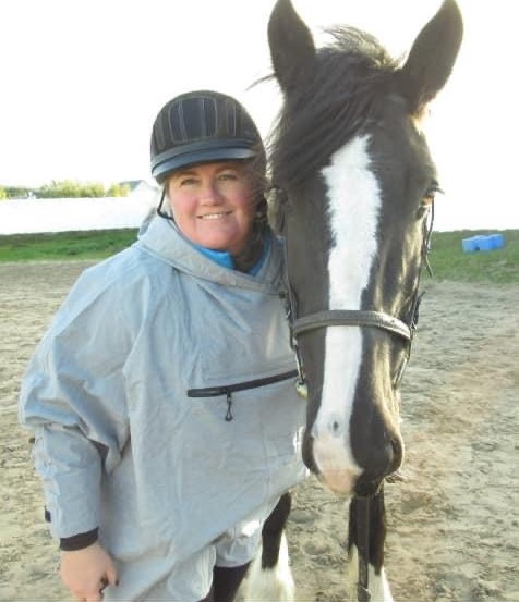 Heather Calvert is one of the hosts of our travel and horse podcast here at Equestrian Adventuresses.