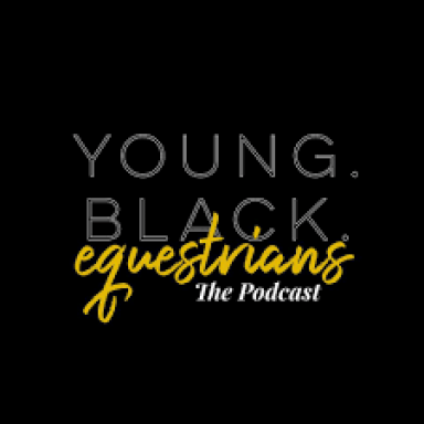 Young Black Equestrians podcast logo
