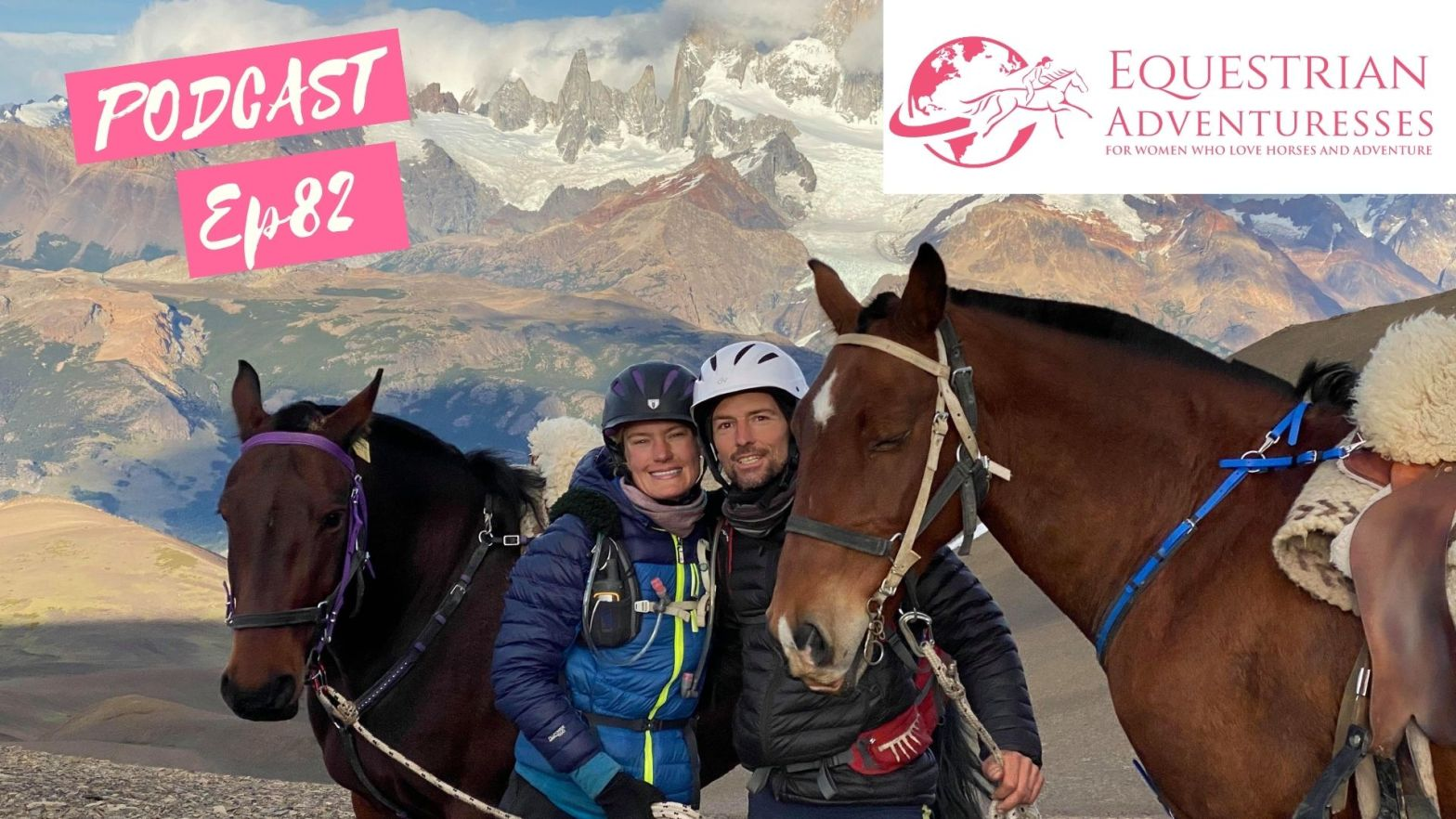 Equestrian Adventuresses Travel and Horse Podcast Ep 81 - The Gaucho Derby