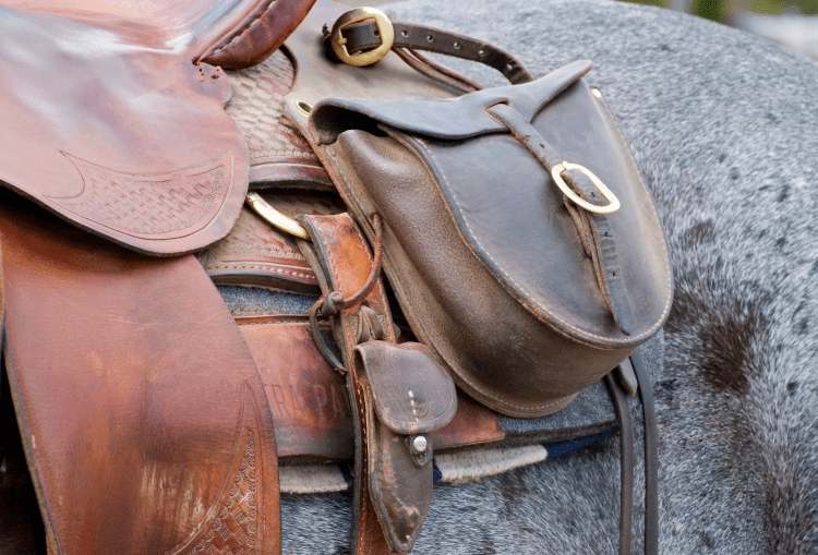 Are Leather bags the best saddle bags for horses?