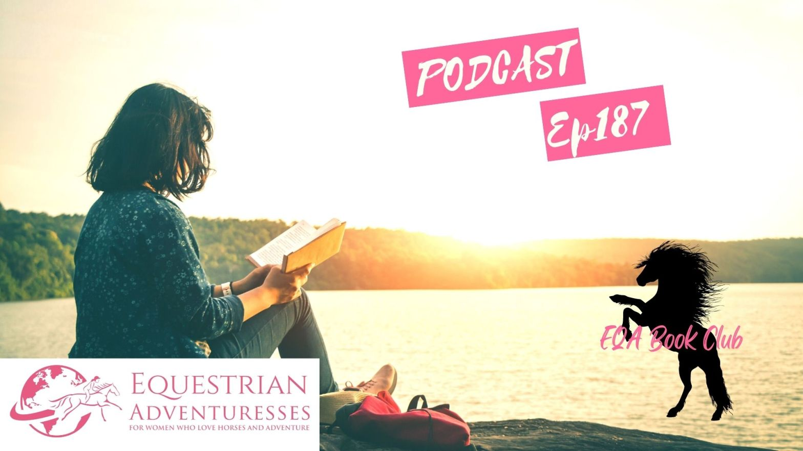 Equestrian Adventuresses Travel and Horse Podcast Ep 187 - Murder Mystery on Horseback
