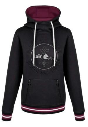 Sweatshirt Laine svart