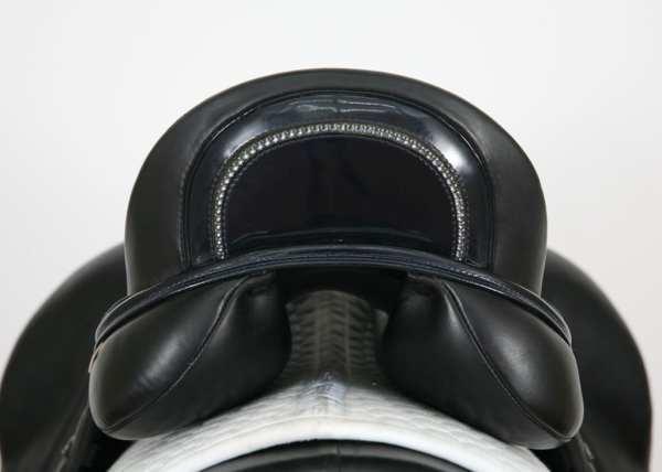 Cantle on MacRider Challenge MF Dressage Saddle 17.5M 517062