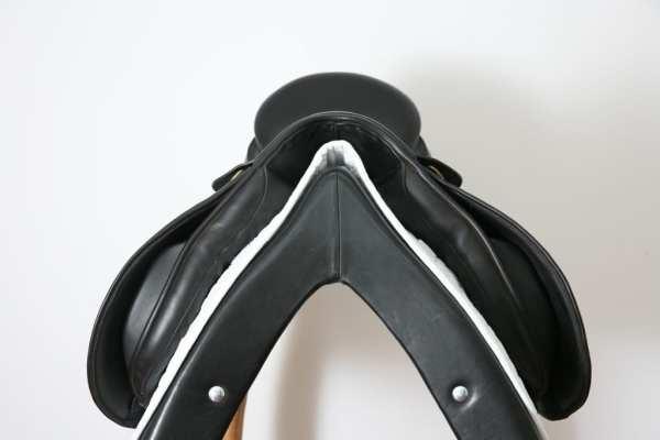 Pommel on Albion K2 VSD 17.5W Saddle SN: 101562