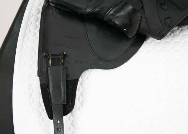 Left Flap on Prestige X-D1D K Zero 17L Saddle SN: 05640717