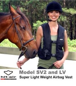 SV2 Basic Airbag Vest