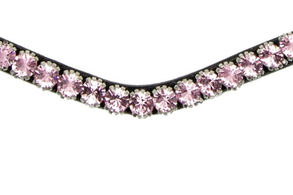 pink browband new zealand equestrio style