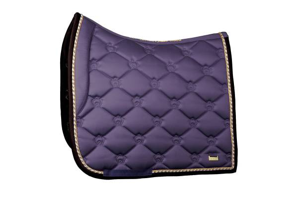 PS of sweden Grape dressage saddle pad