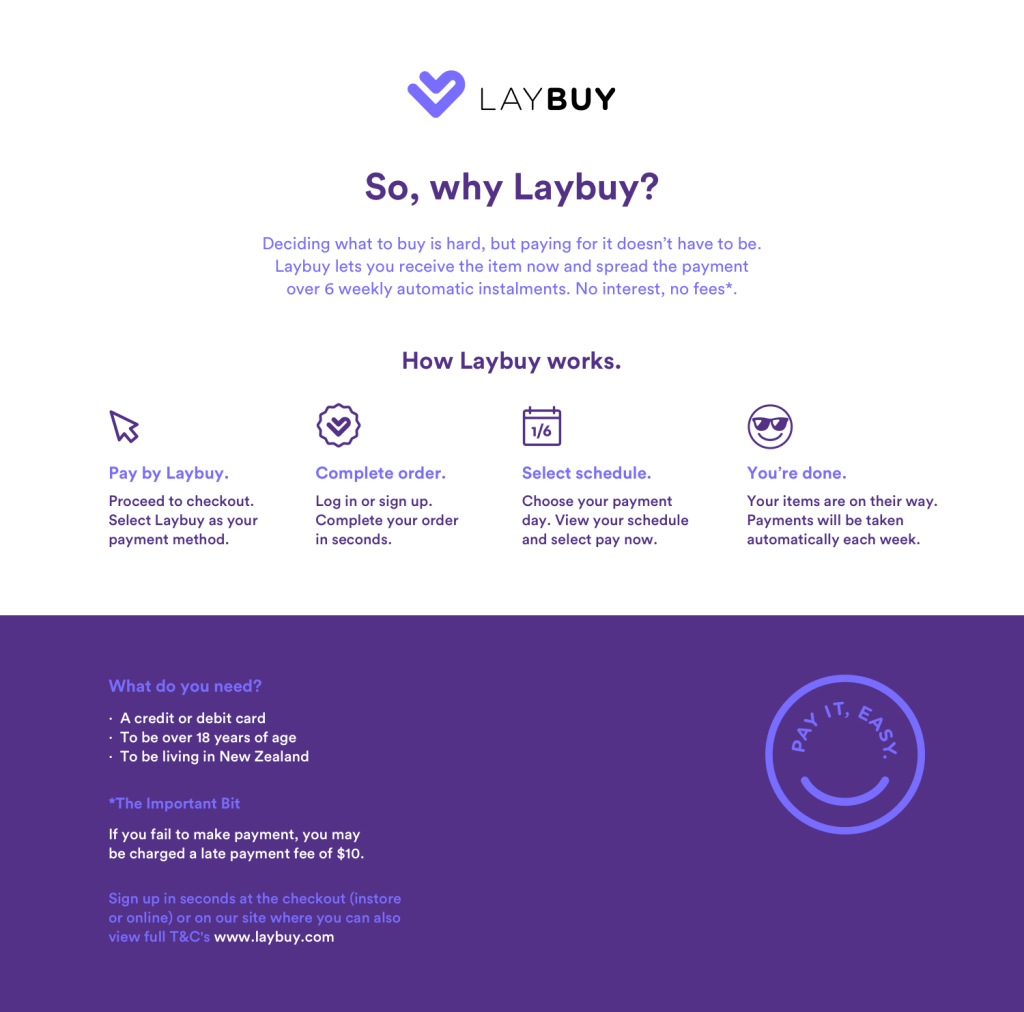Lay Buy How it works