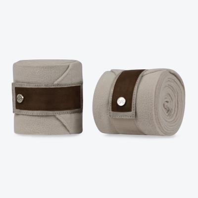latte fleece bandages
