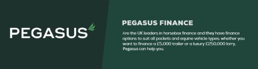 Pegasus Equihunter Horsebox Finance