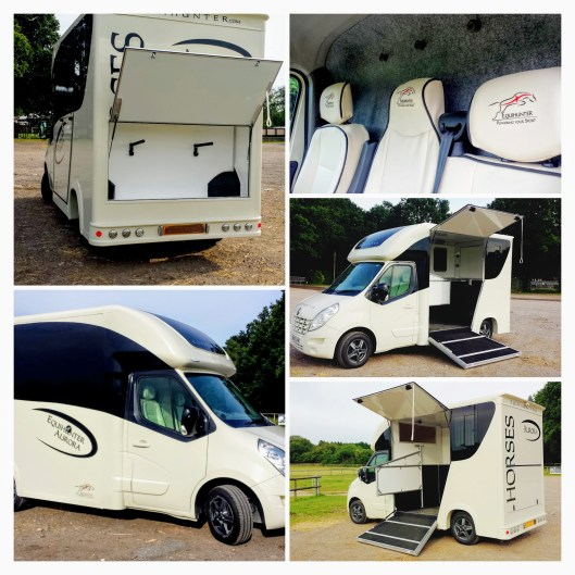 Equihunter Aurora 3.5t Horsebox