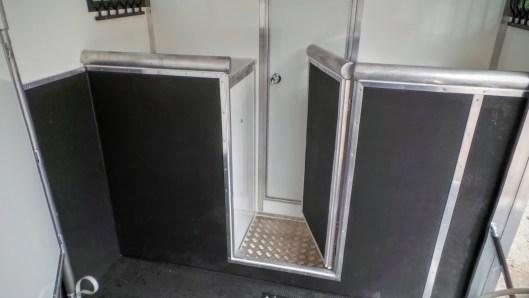 Equihunter WalkThru™ Groom Hatch System
