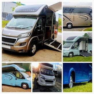 The Equihunter Encore 45 - Two Stall Horsebox